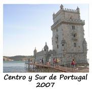 Centro y Sur de Portugal