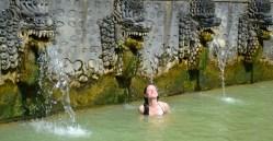 Aguas termales en Banjar