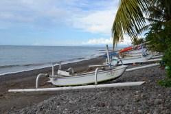 Barco pesquero en Amed