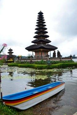 Templo Pura Danau Beratan
